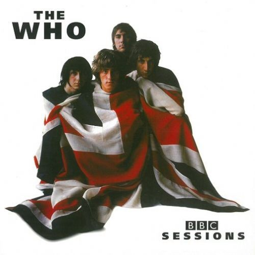 THE WHO BBC Sessions Vinyl Record LP Polydor 2000